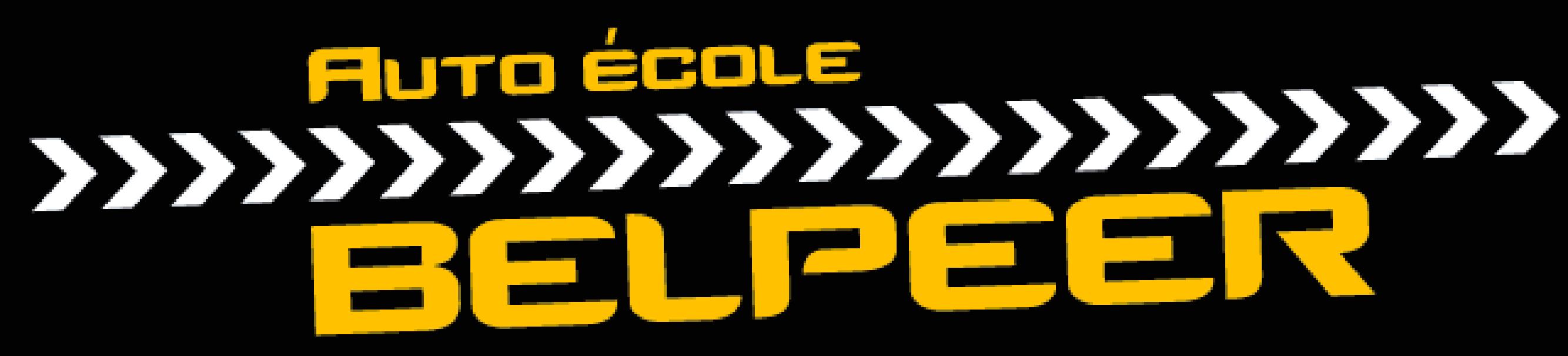 Auto-Ecole Belpeer logo