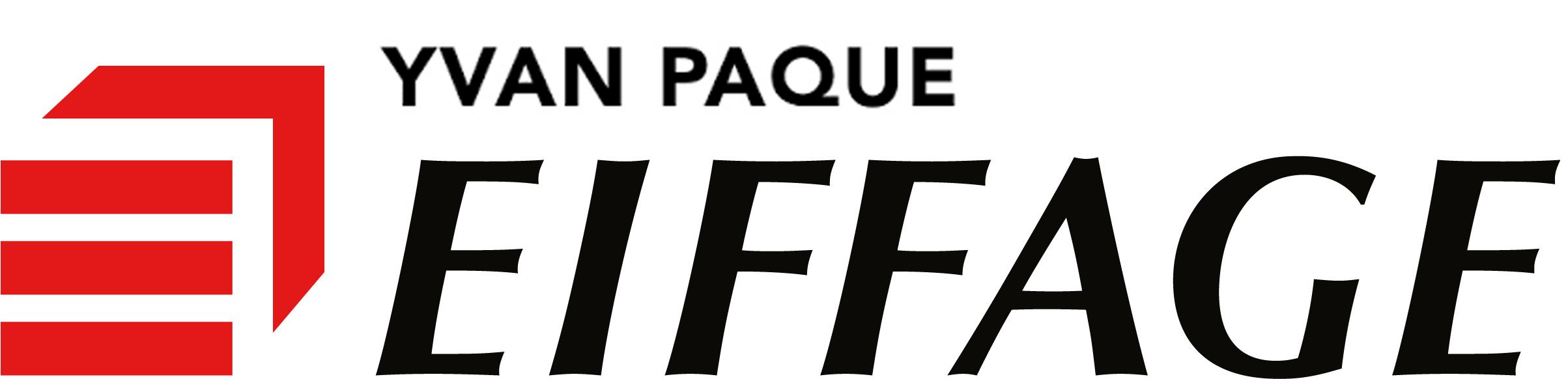 EIFFAGE Yvan PAQUE logo