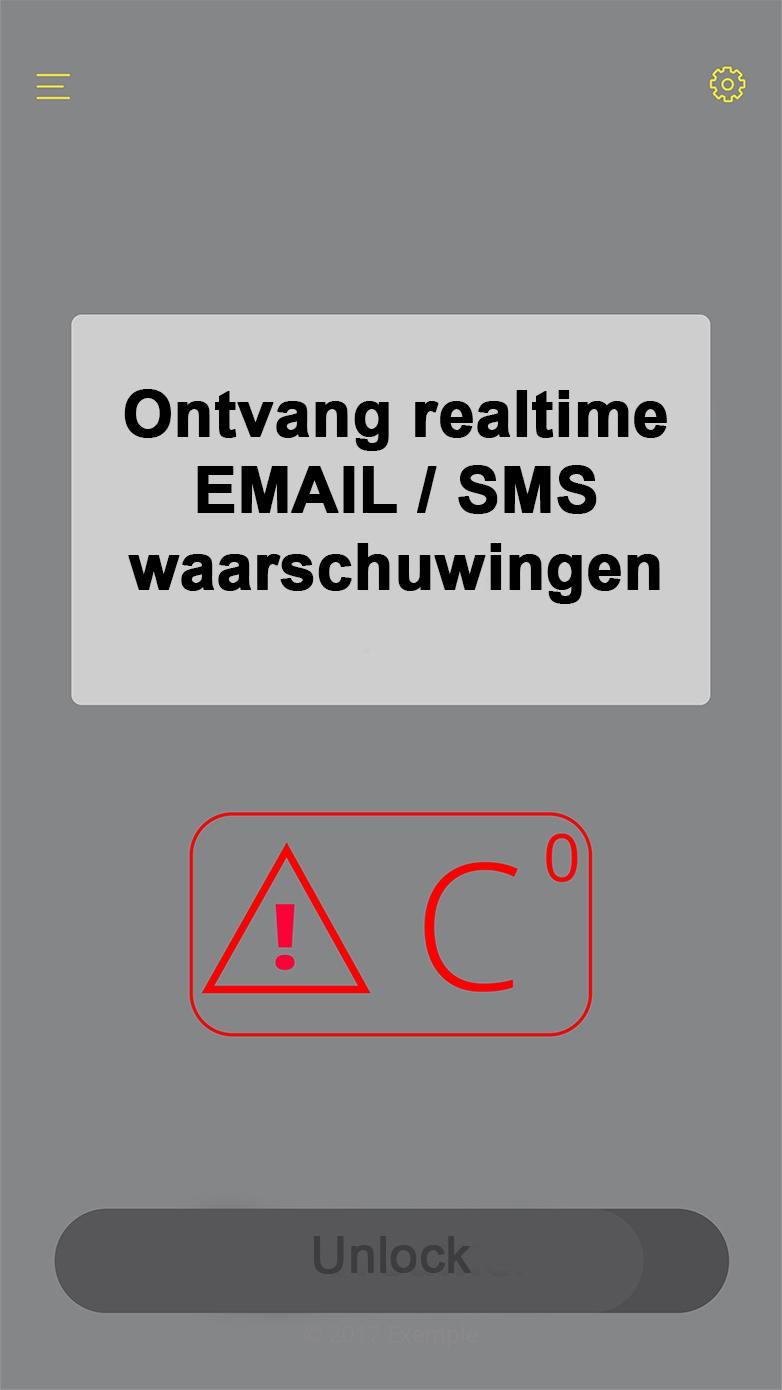 Alerte Temperature NL
